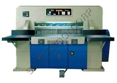 Programmable Paper Cutting Machine - Paper Cutter