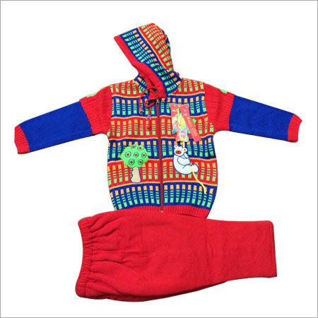 Prended Kids Hooded Coat