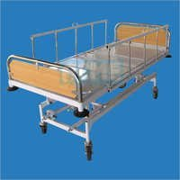 Mechanical ICU Bed (S.S. Bows)