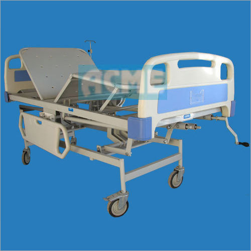 Mechanical ICU Bed (ABS Panels)