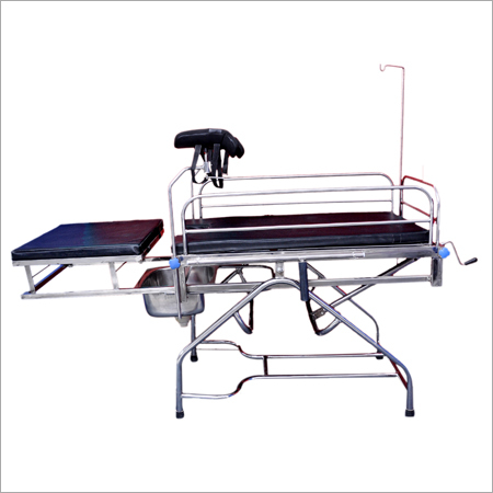 Obstetric Labour Table Telescopic (Fixed)