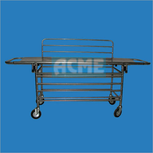 Stretcher Trolley ( S.S)