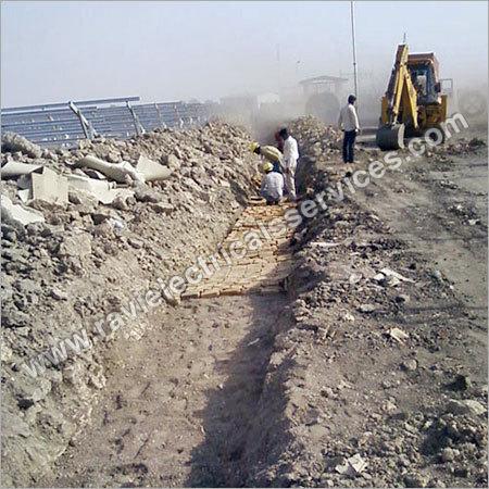 Terminations Excavation