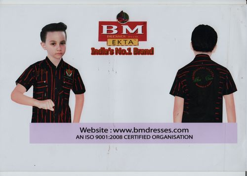 Kids Stripe Shirts