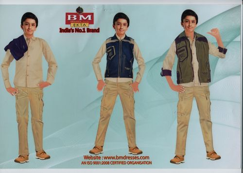 Kids Garment with Jacket