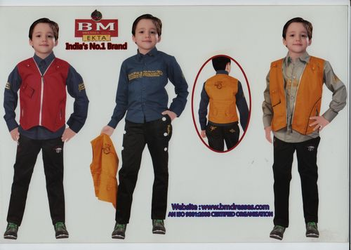 Kids Fancy Suit