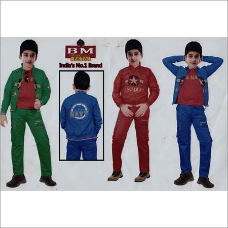 Full Jacket Baba Suit