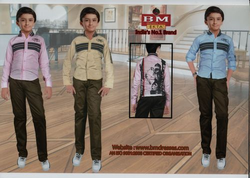 Kids Shirt - Pant Set