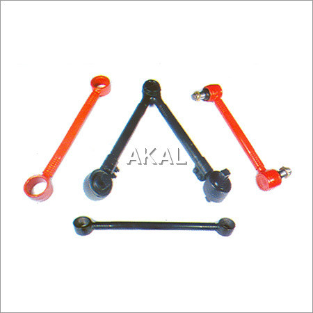 A Frame And Radius Rod