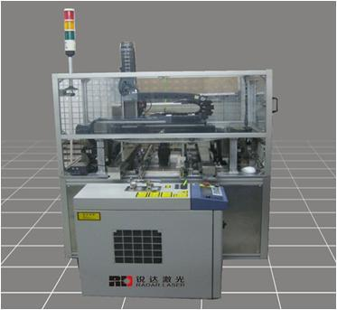 Thermostatic Laser Soldering Machine