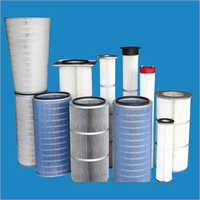 Pleated Dust Collection & Bag Cartridge