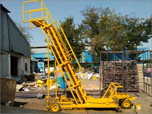 Safety Access Ladder