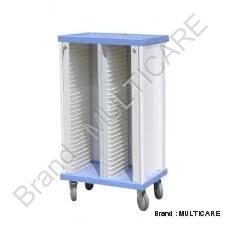 Case History Trolley ( Double Layer)