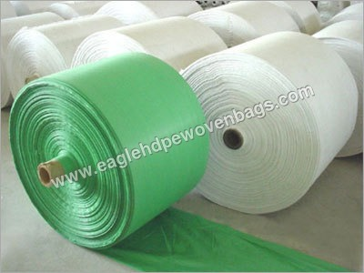 Laminated HDPE Woven Fabric