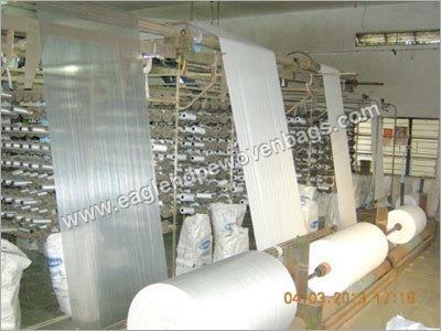 Non Laminated HDPE Woven Fabric