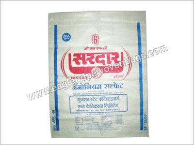 HDPE Woven Laminated Bags