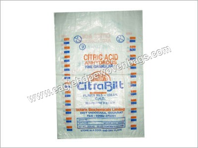 HDPE Woven Laminated Sack