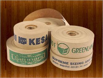 Printed Paper Gum Tape