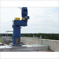 Biogas Agitator
