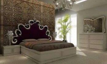 Modern Bed