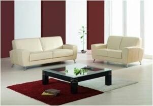 Modern Straight Line Sofa