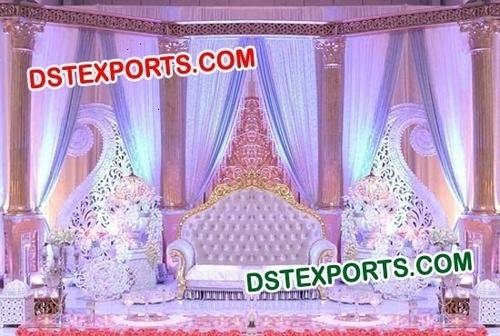 ASIAN WEDDING SONA CHANDI STAGE