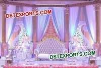 ASIAN WEDDING SONA CHANDI STAGE