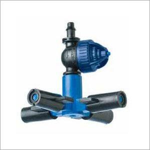 Sprinkler Irrigation System Equipment