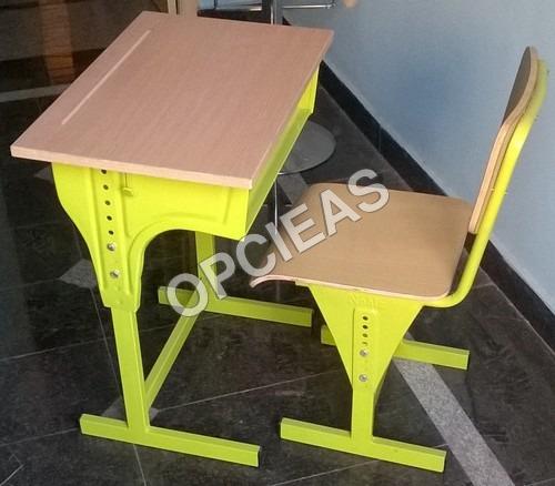 Single Desk & Chair