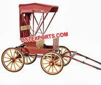 HORSE DRAWN MINI BUGGY