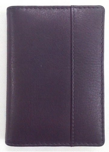 Soft Leather Card Holder