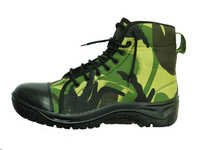 PVC Military Safety Shoes