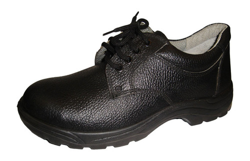 Safety Shoe with PU & Split