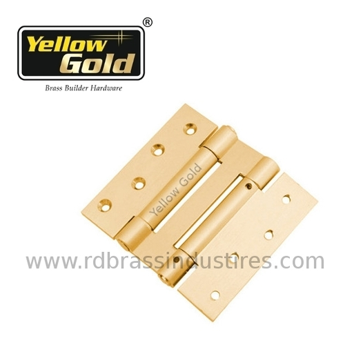 Brass Double Action Spring