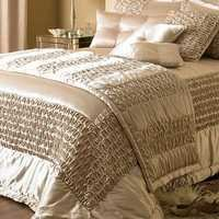 Duvet Cover Pintuck Design
