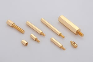 Manufacturer of Brass Spacers