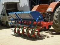 groundnut seed drill