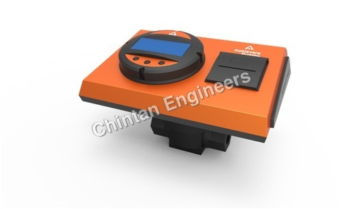 Oil Flow Meter With Print Facility