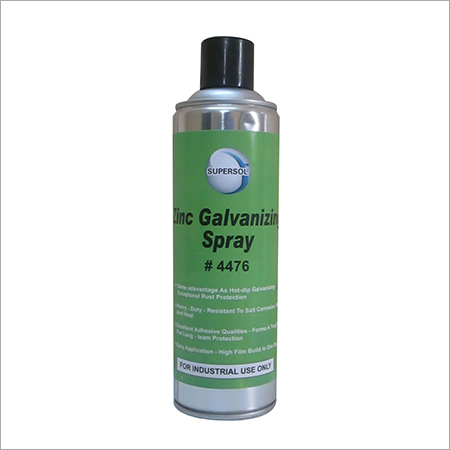 Zinc Galvanizing Spray