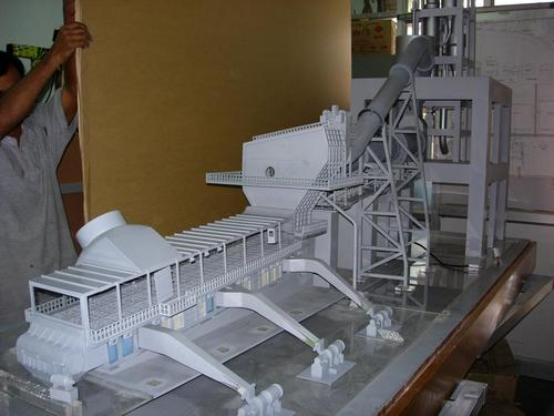 Equipments Assembly model