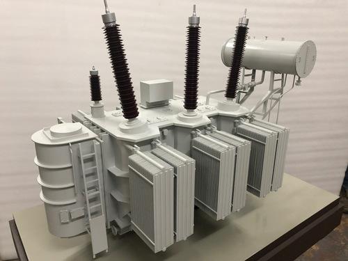Transformer  Miniature Model