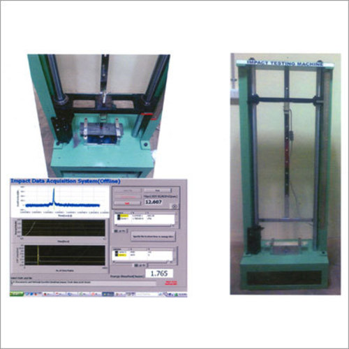 Low Velocity Testing Machine