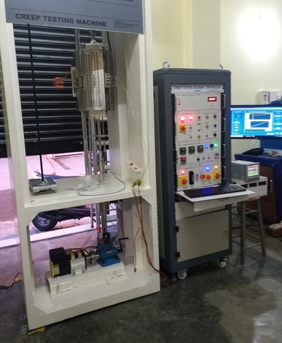 Tensile Creep and Impression Creep Testing machine
