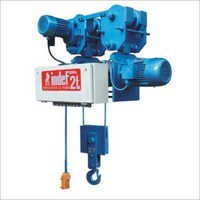 Medium Duty Wire Rope Hoist