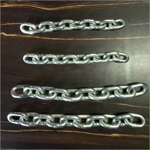 Zinc Plated Hoist Chain