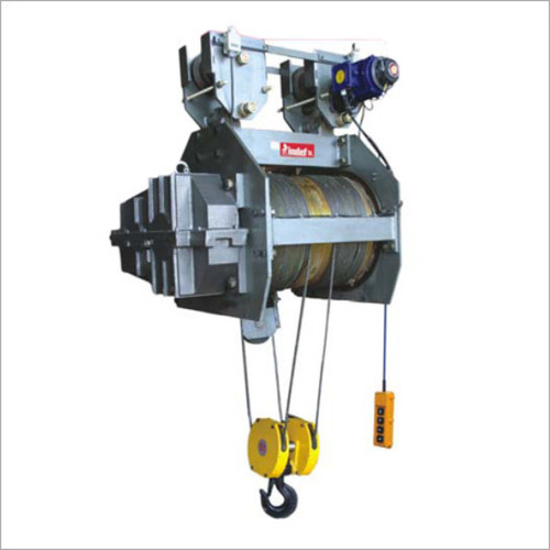 Steel Wire Rope Hoists
