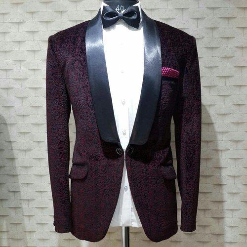 self velvet tuxedo