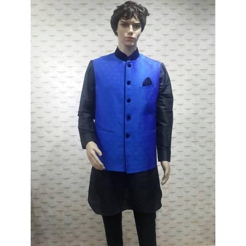 kurta pyjama with waist coat