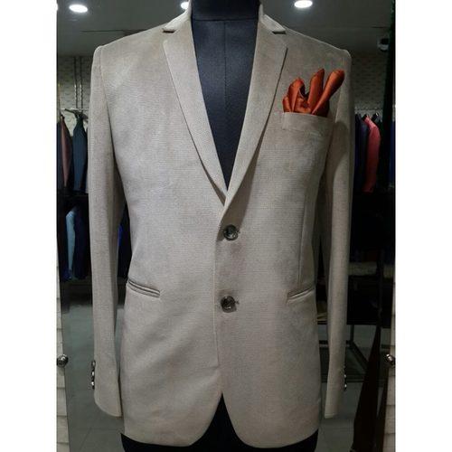 self velvet coat