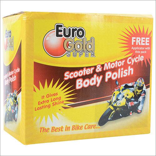 Scooter Body Polish